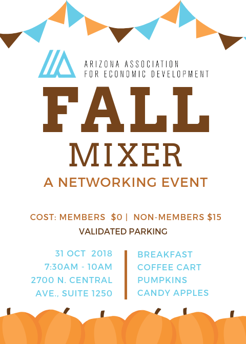 AAED Fall Mixer @ AAED World Headquarters | Phoenix | Arizona | United States