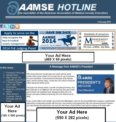 Hotline Ad Placement