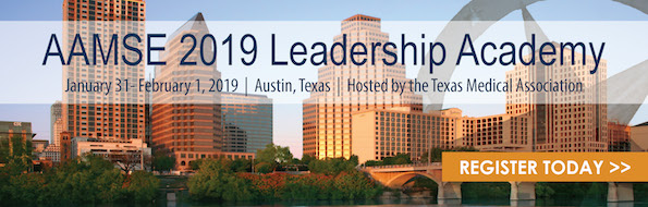 2019 AAMSE Leadership Academy