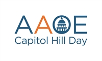 2018 AAOE Capitol Hill Day