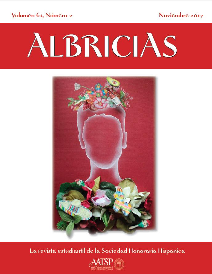 Albricias Cover