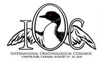 27th International Ornithological Congress (IOCongress2018)