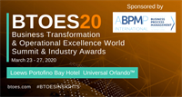 Business Transformation & Operational Excellence World Summit (BTOES 2020)