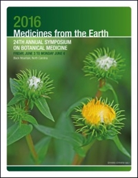 Medicines from the Earth Herb Symposium 2016: $399