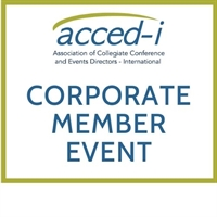ACCED-I Corporate Member Event: Unique Venues Annual Marketing Conference (UVAMC)