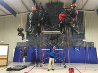 Challenge Towers - Rope Access Workshop