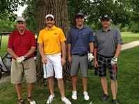 Annual Scholarship Golf Outing 2017