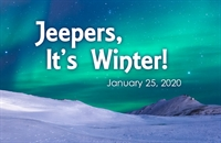 Jeepers Its Winter