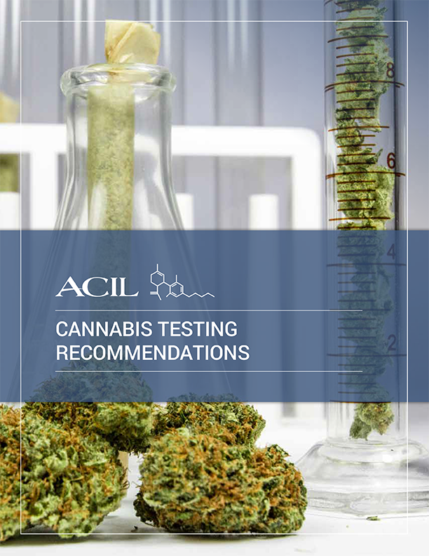 Cannabis Testing Recommendations Guide