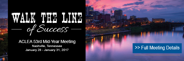 ACLEA's 52nd Annual Meeting in Seattle