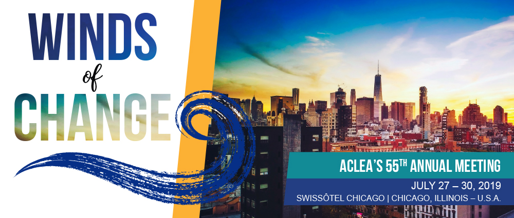 2019 ACLEA 55th Annual Meeting