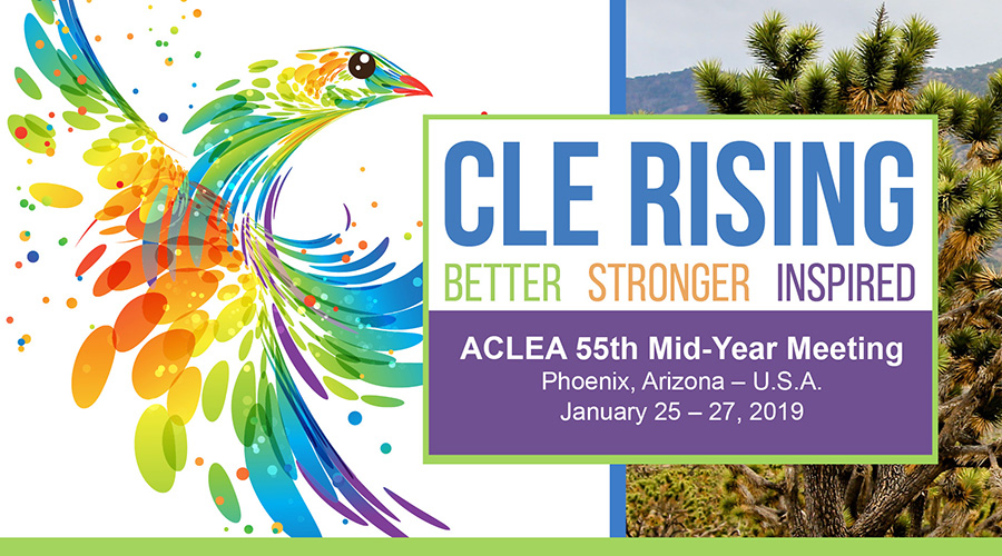 ACLEA Mid-Year Meeting in Phoenix– Register Today!