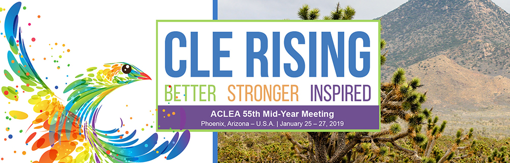ACLEA's 55th Mid-Year Meeting Graphic