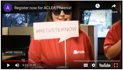 ACLEA Phoenix Video
