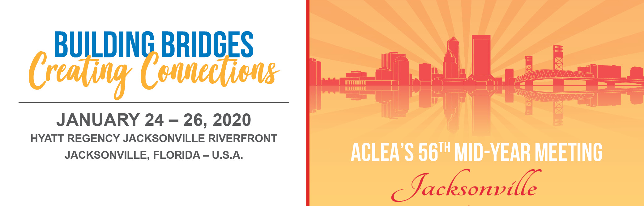 ACLEA's 56th Mid-Year Meeting in Jacksonville, Florida