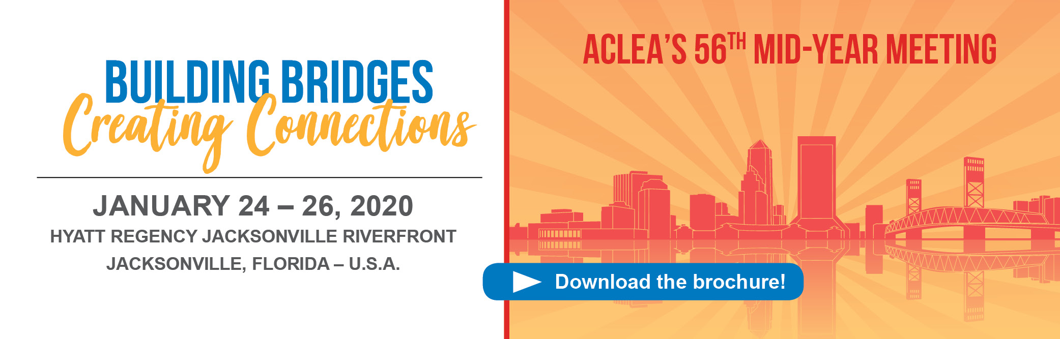 ACLEA's Mid-Year Meeting in Jacksonville, Florida