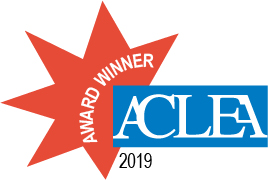 ACLEA awards logo
