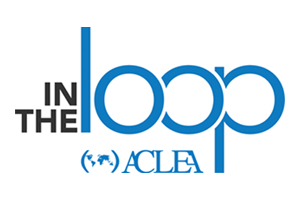 ACLEA In The Loop logo