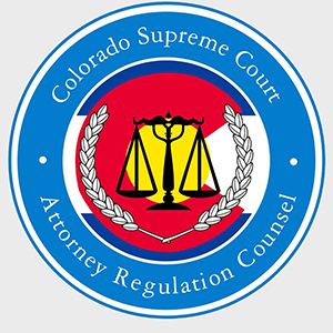 Colorado Supreme Court Attorney Regulation Counsel Logo
