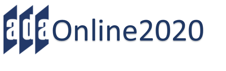 ADA Online 2020 logo