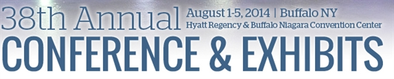38th Annual Conference & Exhibits: August 1-5, 2014 | Buffalo NY