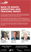 LA AiP: Back to Basics: Identifying and Tracking Impact
