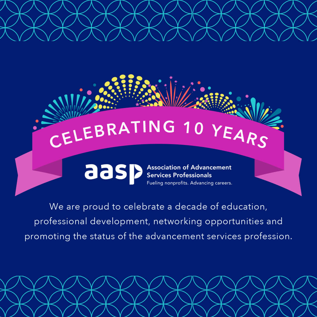 Celebrating 10 Years of aasp