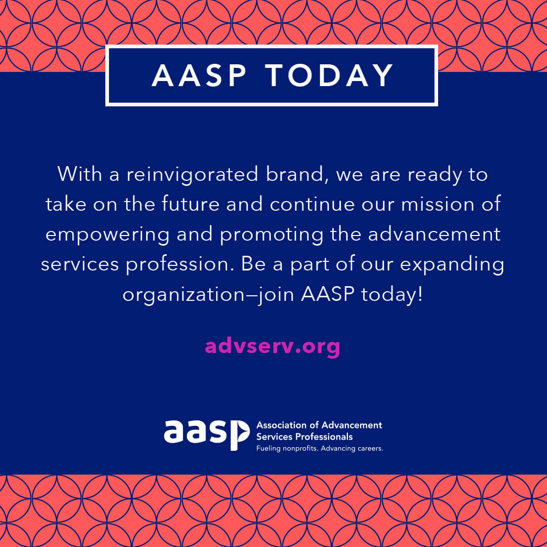 Join aasp today