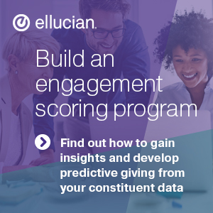 Ellucian Engagement Scoring Program ad