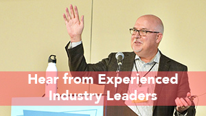Hear from expereinced leaders