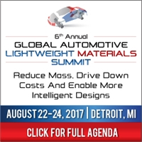 Global Lightweight Automotive Materials Summit