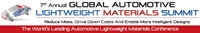 7th Global Lightweight Materials Detroit Summit