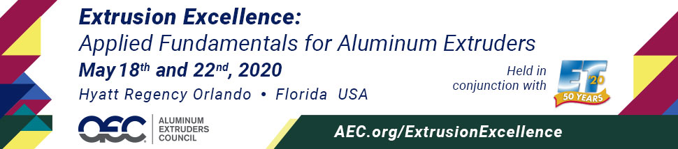 Extrusion Excellence: Applied Fundamentals for Aluminum Extruders