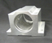 Pillow block - bearing housing