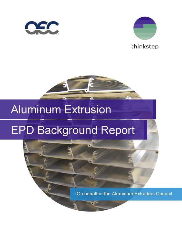 EPD Background Report (LCA)