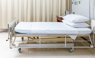 Aluminum Extrusions used to build hospital beds