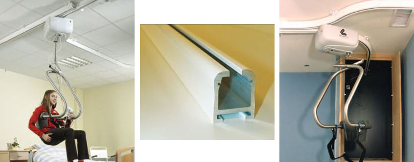 Aluminum Extrusions used to build Lift Systems