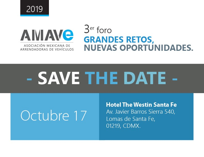 AMAV 2019 Save the Date