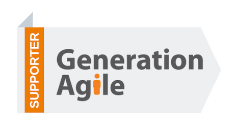 Show your support for Generation Agile badge