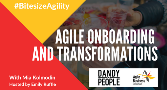 Episode 6: Agile Onboarding and Transformations
