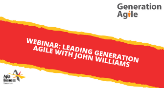 Leading Generation Agile with John Williams video