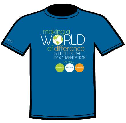2018 Advocacy t shirt