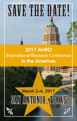 2017 Conference in the Americas