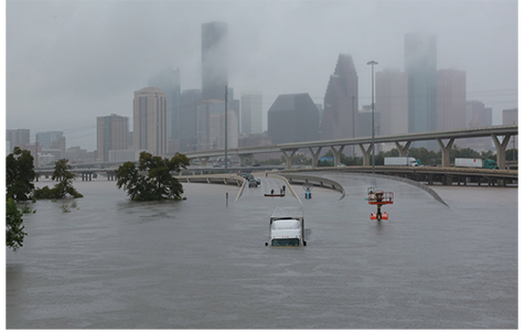 Business Insider photo of harvey flooding