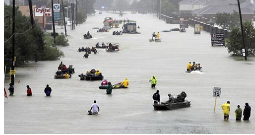 Business Insider photo of harvey flooding