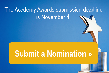 Submit an award nomination