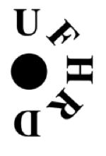 UFHRD logo