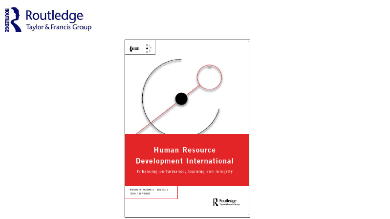 Human Resource Development International (HRDI)