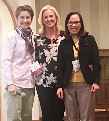 Nopparat Phaopat, from the National Institute of Development Administration in Thailand was the winner of a full conference registration to the 2018 AHRD Conference in Richmond, VA.
