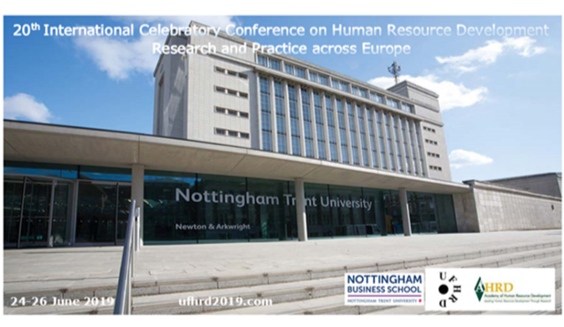 The University Forum for Human Resource Development Annual Conference 2019